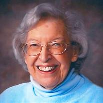 Margaret Lapp Thirtle