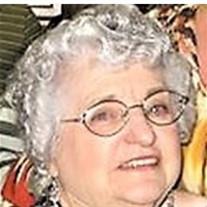 Clara May Weidner