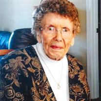 Mrs. Mamie Lee Burnett Easley