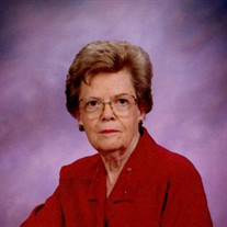 Mrs. Myrtle Alice Gilliam