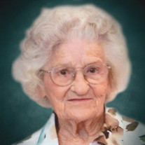 Mrs. Margaret Ida Johnson