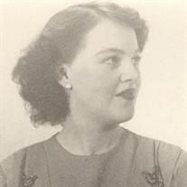 Mrs Irene June Hooper