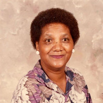 Willie Gertrude Simpson