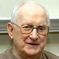 """Robert E. """"Bob"""" Fox Sr."""