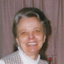 "Rev. Phleda ""Faye"" Donohue"