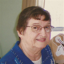 Mrs. Barbara Jean Buning