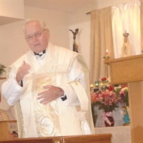 Fr. George Anthony Adams