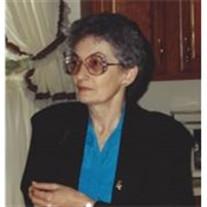 Elizabeth Ann Benge
