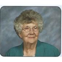 Anita Mae Trowbridge McMillan