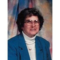 Dorothy Marie Cox Hadley