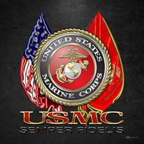 """Lt  Col Henry """"Tom"""" Cook (USMC RET)"""