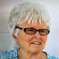 Evelyn Mae Mattern