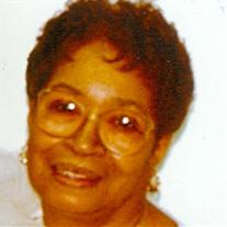 Mrs. Doris J. Burris