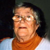 Blanche Grace Cahill