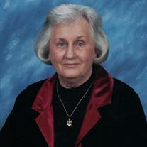 Helen Marie Billups Webb