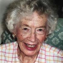 Eleanor Jane Morrison