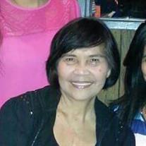 Maria Victoria Mercado Ramos