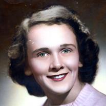 Jean Margaret Redford