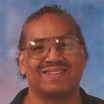 """Mr. John Wesley """"Gentle Giant"""" Perrin"""