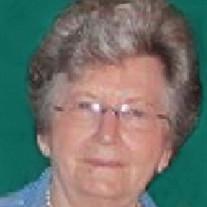Margaret Laree Martin Kumpf