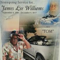 "Mr. James ""Tom"" Williams"
