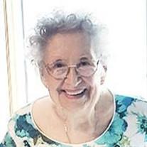 Lucille P (Tomczyk) Mathews