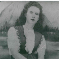 Mrs. Lola Woods Jones