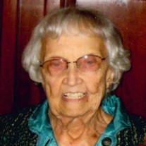 Thelma Irene Arnette