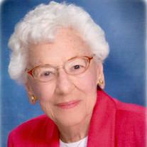 Florence E. Haberl