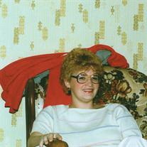 Betty May Singleteary