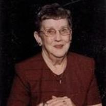 Mabel Imogene Lucas
