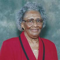 Mrs. Pattie Corbett