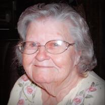 Mrs. Lillie Jackson, age 91 of Bolivar, Tennessee