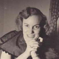 Catherine Lee Webb