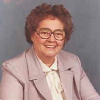 Florence Elizabeth Zelk