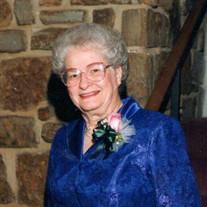 Marjorie Sue Enyart