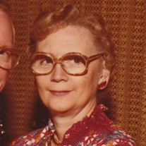 Marjorie Ann Dunlap