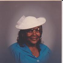 Mrs . Lille Mae  Hamilton