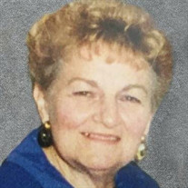 Mrs. Marian Lillian Hansen (nee: Herrick)