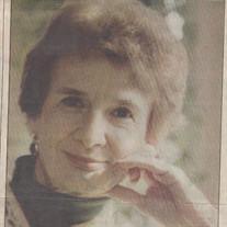 Mrs. Cathleen S. Speer