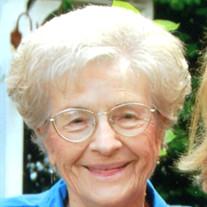 Mrs Virginia Frankie Bingham