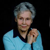 Mrs. Anita Moorhouse