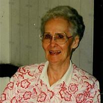 Lydia Bergeron Comeaux