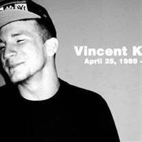 "Vincent ""Vinnie"" K. Palmer"