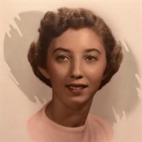 """Joanne F. """"Topsy"""" Sutton"""