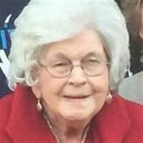 """Mrs. Frankie """"Mama Nell"""" Daniels"""
