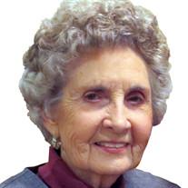 Frances B. Stanley Corder