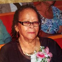Florence Dandridge Morris