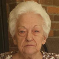Mrs. Mary Greene