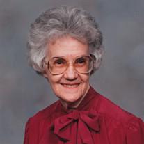 "Eva W. ""Evaline"" Clinkenbeard"